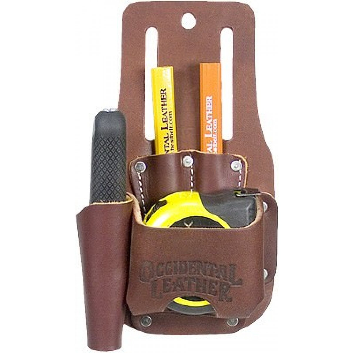 Leather Wall Equipment Holder: Occidental Leather Tool Belts