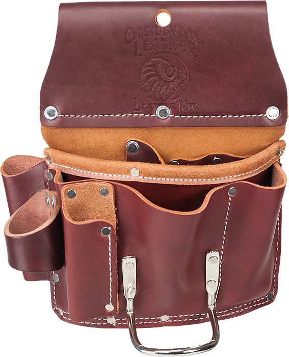leather drywall tool pouch - Tulum.smsender.co