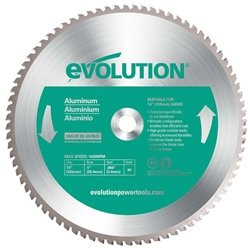 "14"" Aluminum Cutting Blade Evolution 14"" Aluminum Cutting Blade"