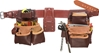 5089LH Seven Bag Framer [Left Handed] occidental leather, tool belt, leather tool belts, toolbelts, tool belt, 5089LH