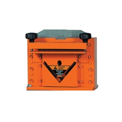 "6"" Shearing Station for Metalpro 40 Ton Ironworker  ironworker shear, metalpro shearing station"