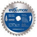 "Evolution 7"" Steel Blade - EVO-180BLADEST"