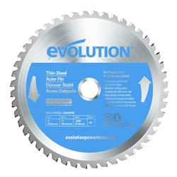 "9"" Thin Steel Cutting Blade metal cutting blade"