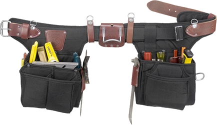 9540 Adjustable Finisher occidental leather, tool belt, leather tool belts, toolbelts, tool belt, 9540