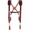 5009 Leather Work Suspenders occidental leather, suspenders, tool belt suspenders,  occidental suspenders