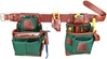 Occidental 8585 Fatlip Green Tool Belt System occidental leather, tool belt, leather tool belts, toolbelts, tool belt, 8580