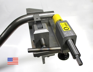 SYNC180JR Tube Notcher pipe notcher, tube notcher, tubing notcher, syncnotcher, sync180