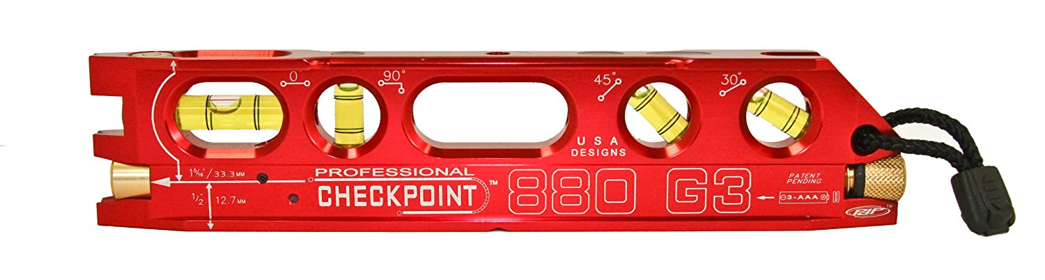 Checkpoint 880 G3 Laser Level CP-327 laser level, checkpoint level