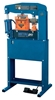 METAL PRO 40 Ton IRONWORKER with Foot Switch inronworker machine, metal pro, metalpro, mp4000fs