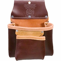 5023B Two Pouch Bag occidental leather, universal bags