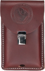 5326 Clip-On Leather Phone Holster