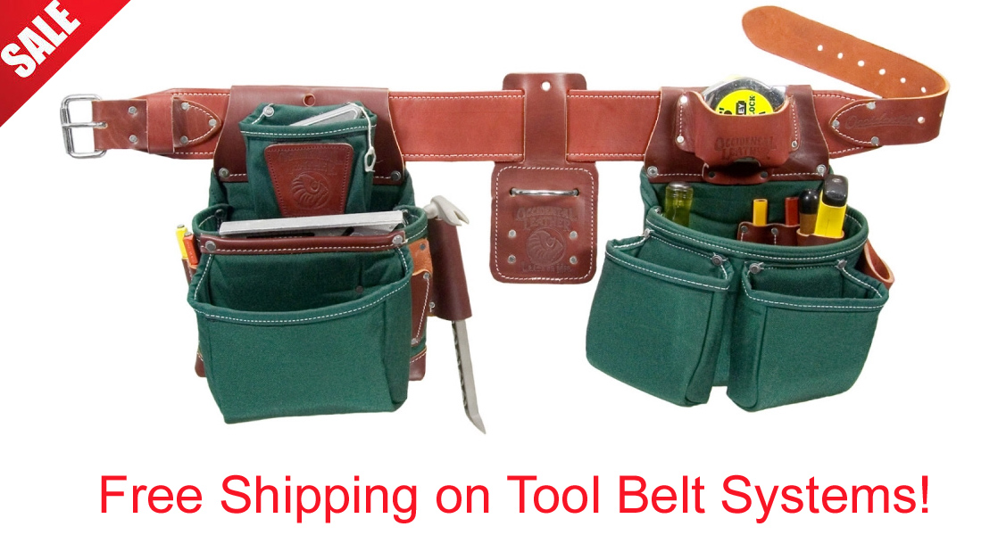 Nylon Tool Belt Systems