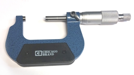 "1-2"" Outside Micrometer  1-2"" outside micrometer"