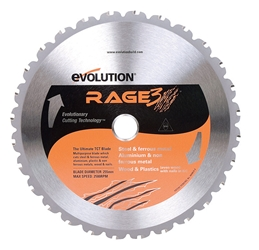 "10"" Multipurpose Blade for Rage3 Saws"