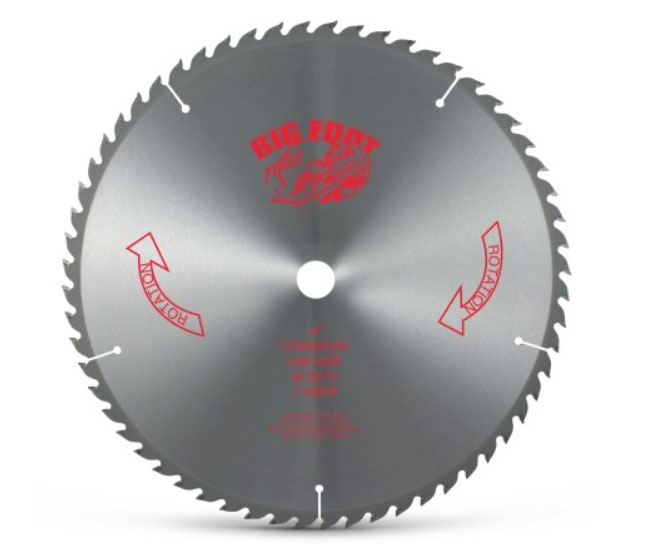 "14"" 48 tooth carbide Blade bigfoot sawblade, big foot saw blade"