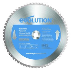 "14"" Thin Steel Cutting Blade Evolution 14"" Thin Steel Cutting Blade"