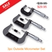 3 Pc Outside Micrometer Set    - MICRO3PC