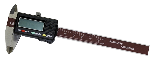 "4"" Digital Caliper   digital caliper,"