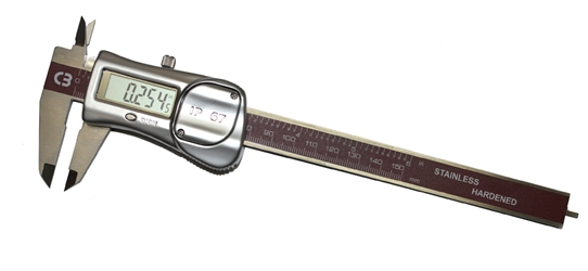 "6"" Waterproof Digital Caliper  waterproof digital caliper, IP67 caliper"