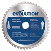 "9"" Steel Cutting Blade evolution 9"" steel blade, evolution blade"