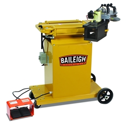 Baileigh RDB-150 Tube Bender tubing bender, pipe bender, baileigh industrial, baileigh tube bender