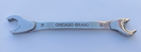 Chicago Brand 13mm-14mm Ratcheting Wrench  ratchet wrench, ratcheting wrench, cb wrench, chicago wrench, alden wrench, hvac wrench
