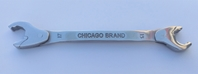Chicago Brand 15mm-17mm Ratcheting Wrench ratchet wrench, ratcheting wrench, cb wrench, chicago wrench, alden wrench, hvac wrench