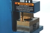 "Heavy Duty Notcher (for 2"" Angle Iron) angle iron notching, metalpro notcher"