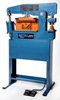 "METAL PRO 50 Ton IRONWORKER with 12"" Shearing Station and Foot Switch  ironworker machine, metalpro ironworker, metal pro, 50ton ironworker"