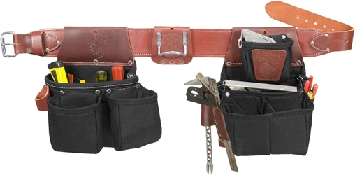 Occidental 8086 Oxy Lights Ultra Framer Tool Belt  occidental leather, tool belt, leather tool belts, toolbelts, tool belt, 8086
