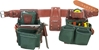 Occidental 8089 Oxy Lights  7 Bag Framer Tool Belt system occidental leather, tool belt, leather tool belts, toolbelts, tool belt, 8086