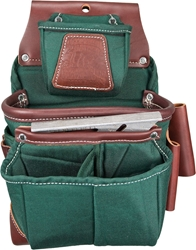 8583 Heritage Green FatLip Fastener Bag occidental Green FatLip fastener bag