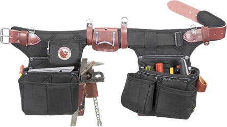 9515 Adjustable Oxylights Framer occidental leather, tool belt, leather tool belts, toolbelts, tool belt, 9515
