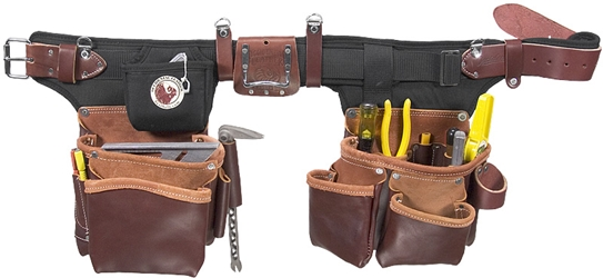 9550 Adjustable Pro Framer occidental leather, tool belt, leather tool belts, toolbelts, tool belt, 9550