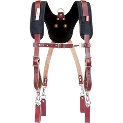 Occidental Leather 5055 Stronghold® Suspension System occidental leather, suspenders, tool belt suspenders,  occidental suspenders