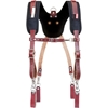 5055 Stronghold® Suspension System occidental leather, suspenders, tool belt suspenders,  occidental suspenders