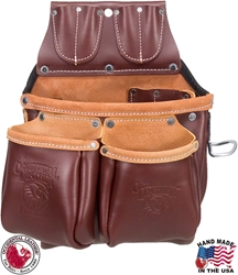 5526 Big Oxy™ Tool Bag occidental leather, tool belt, leather tool belts, toolbelts, tool belt