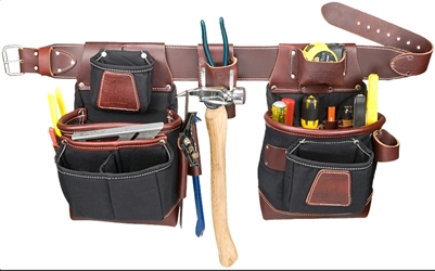 Occidental 8580 Fatlip tool belt Set occidental leather, tool belt, leather tool belts, toolbelts, tool belt, 8580