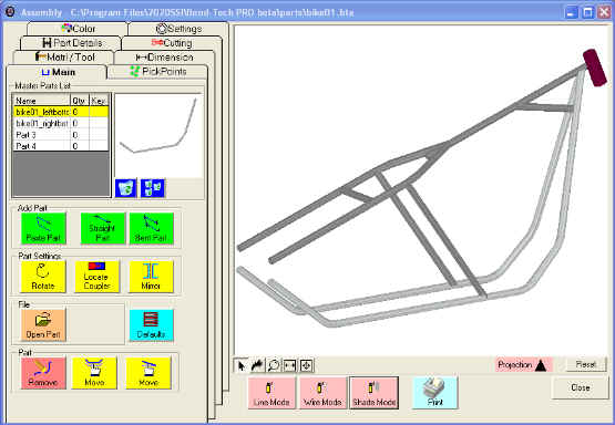 PRO Tube Bending Software CD ROM tube bending software