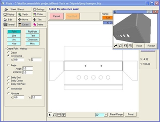BendTech Sheet Metal Software