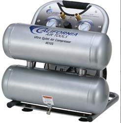 4610AC Ultra Quiet, Oil-Free,Lightweight Air Compressor (Aluminum Tank)