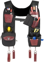 1550 Stronghold® Insta-Vest™ Kit Plus Suspender Pkg.