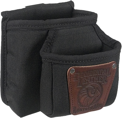 9502 Occidental Double Clip-On Pouch